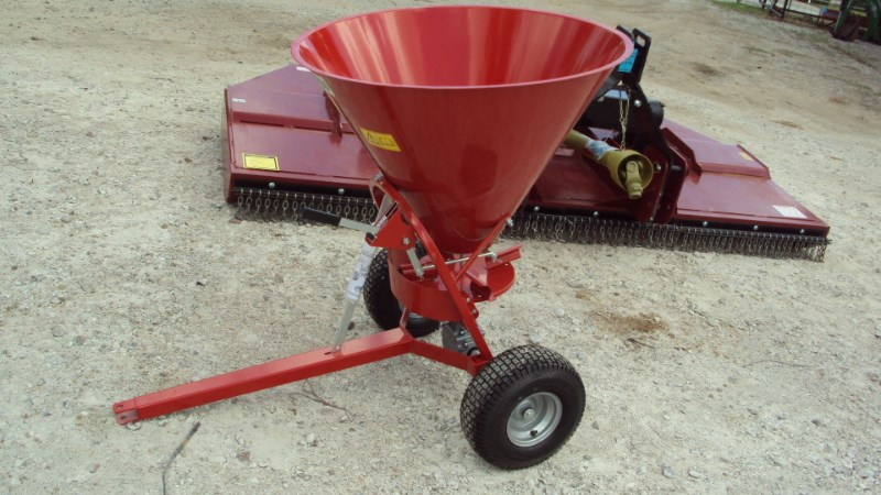 Other Pull behin fertilizer / seed spreader SP150 Fertilizer Spreader For Sale