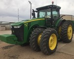 Tractor For Sale: 2015 John Deere 8370R, 370 HP