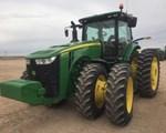 Tractor For Sale: 2014 John Deere 8370R, 370 HP