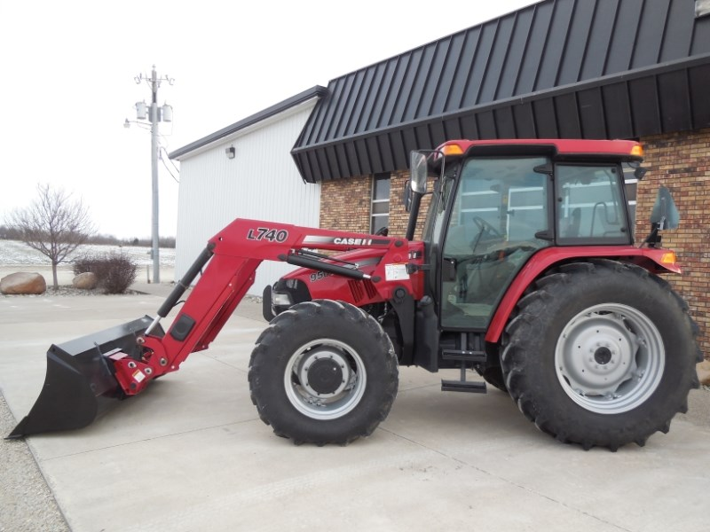 2009 Case IH 95U Tractor For Sale