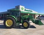 Tractor For Sale: 2008 John Deere 6430, 120 HP