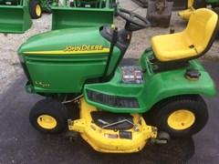 Riding Mower For Sale 2002 John Deere LX277 , 17 HP