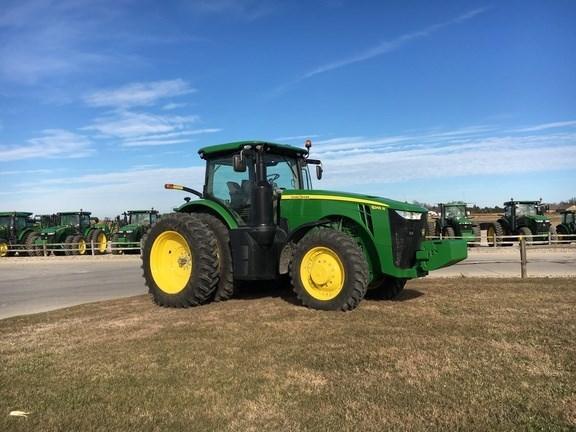 2015 John Deere 8245R Tractor For Sale