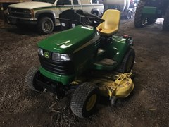 Riding Mower For Sale:  2009 John Deere X740 , 24 HP