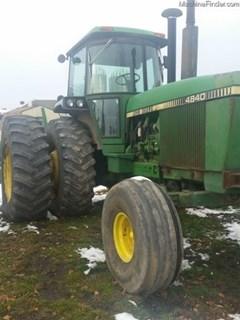Tractor For Sale:  1981 John Deere 4840 , 175 HP