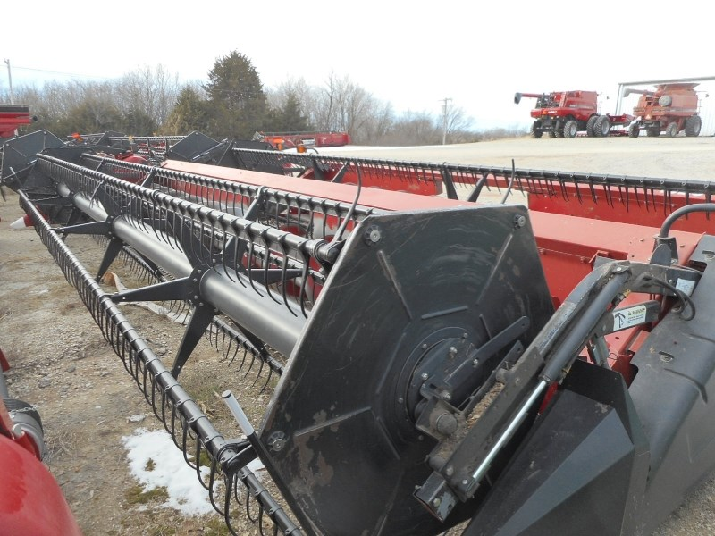 1998 Case IH 1020-25 Header-Auger/Flex For Sale