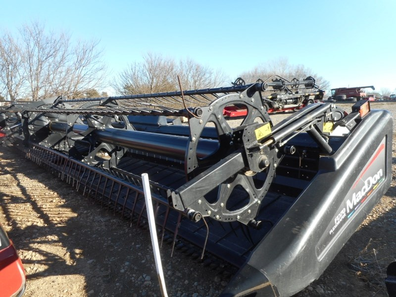 MacDon FD70-35 Header-Draper/Rigid For Sale