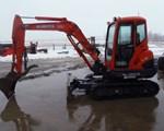 Excavator-Mini For Sale: 2011 Kubota KX-121-R3TA, 38 HP
