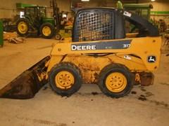 Skid Steer For Sale:  2004 John Deere 317