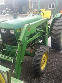 Tractor For Sale:  1986 John Deere 1050 , 37 HP