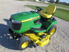 Riding Mower For Sale 2017 John Deere X730 , 25 HP