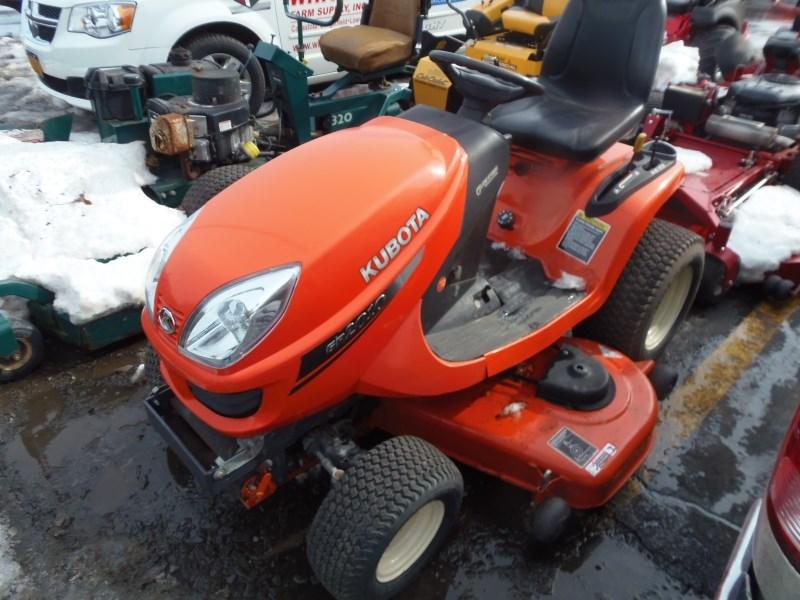 2010 Kubota GR2010G48 Riding Mower For Sale