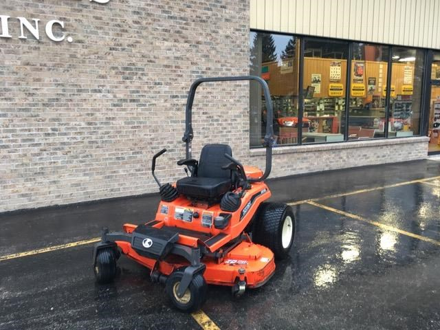 2004 Kubota ZD21F-60P Riding Mower For Sale