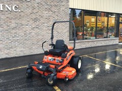 Riding Mower For Sale:  2004 Kubota ZD21F-60P