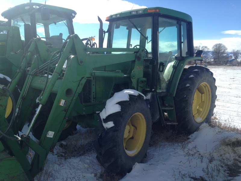 John Deere 6410 Tractor For Sale