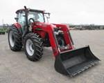 Tractor For Sale: 2014 Case IH Maxxum 125 T4, 125 HP