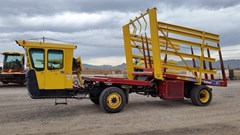 Bale Wagon-Self Propelled For Sale:  2012 New Holland H9880