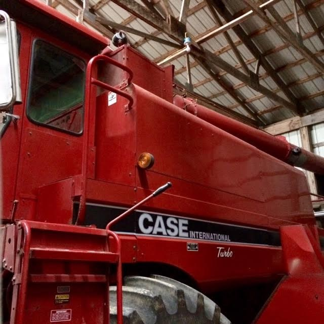 1985 International 1460 Combine For Sale