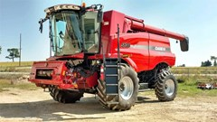 Combine For Sale 2014 Case IH 5130