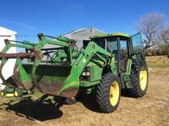 Tractor For Sale 1993 John Deere 6400 , 85 HP