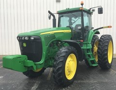 Tractor For Sale 2002 John Deere 8420 , 284 HP