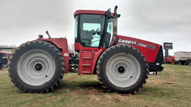 2010 Case IH STEIGER 335 Tractor For Sale