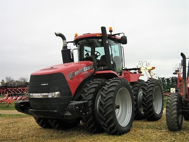 2014 Case IH STEIGER 350 HD Tractor For Sale