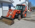 Tractor For Sale: 2012 Kioti DK50SEH, 50 HP