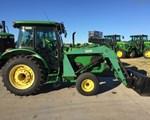 Tractor For Sale: 2008 John Deere 5525, 75 HP