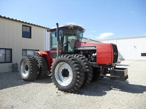 Tractor For Sale:  1992 Case IH 9230 , 235 HP
