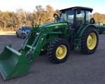 Tractor For Sale: 2014 John Deere 6140D, 140 HP