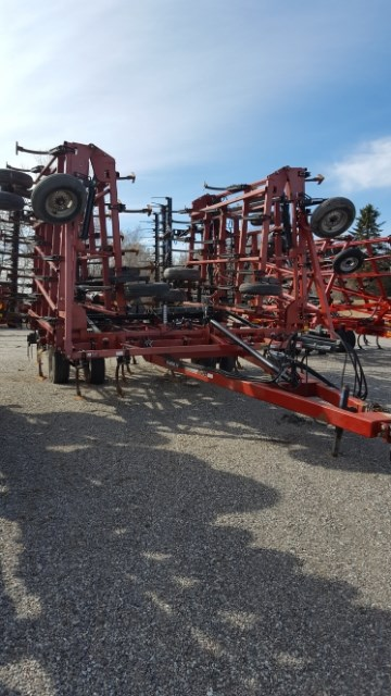 2008 Case IH 50.5 4BAR Field Cultivator For Sale