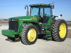 Tractor For Sale 2000 John Deere 8310 , 205 HP