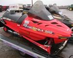 Snowmobile : 1998 Ski-Doo 1998 Formula 500
