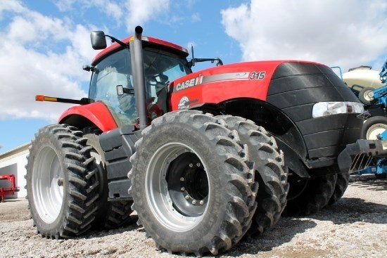 2014 Case IH Magnum 315 Tractor For Sale