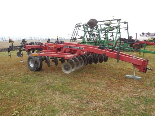 Disk Ripper For Sale:  2005 Case IH 530B