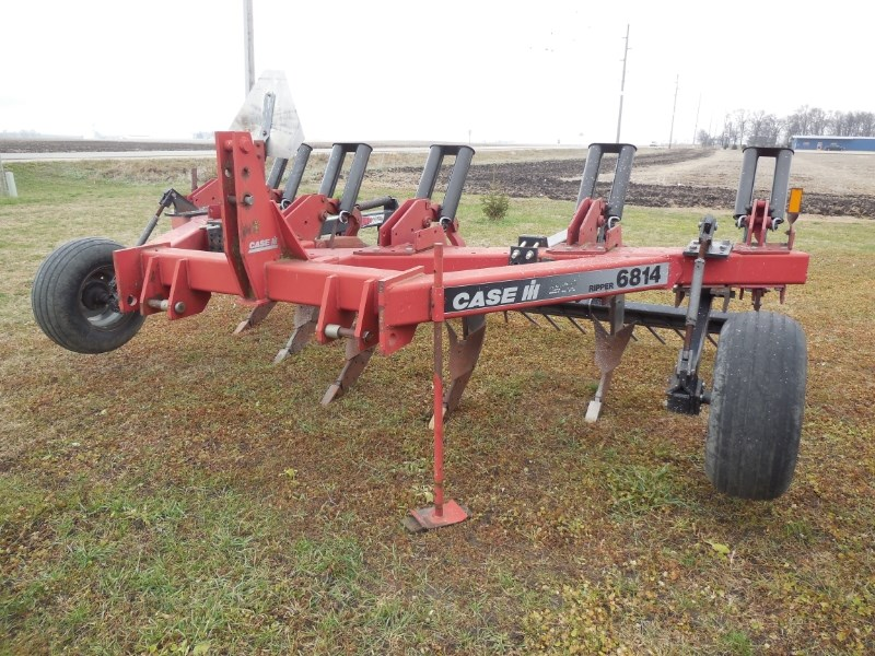 1997 Case IH 6814 Disk Ripper For Sale