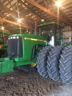Tractor For Sale:  2001 John Deere 9400 , 425 HP