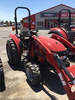 Tractor  2016 Case IH FARMALL 30C , 32 HP