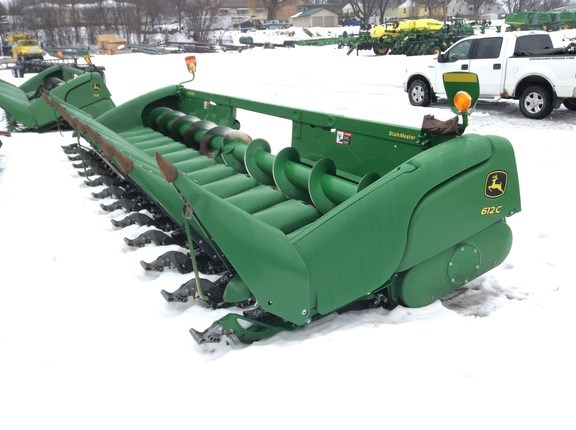 2016 John Deere 612C Header-Corn For Sale