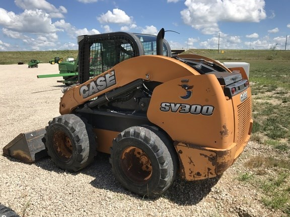 2013 Case SV300 Skid Steer For Sale