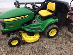Riding Mower For Sale:  2013 John Deere X304