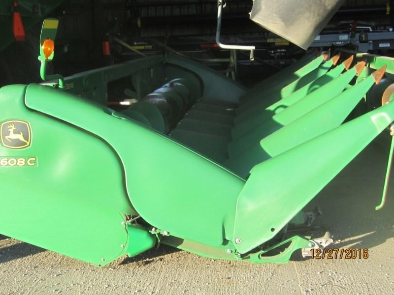 2015 John Deere 608C Header-Corn For Sale
