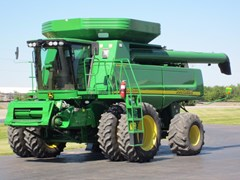 Combine For Sale 2006 John Deere 9660STS
