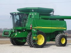 Combine For Sale 2005 John Deere 9760