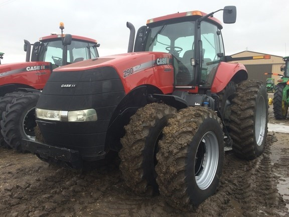 2012 Case IH Magnum 290 Tractor For Sale