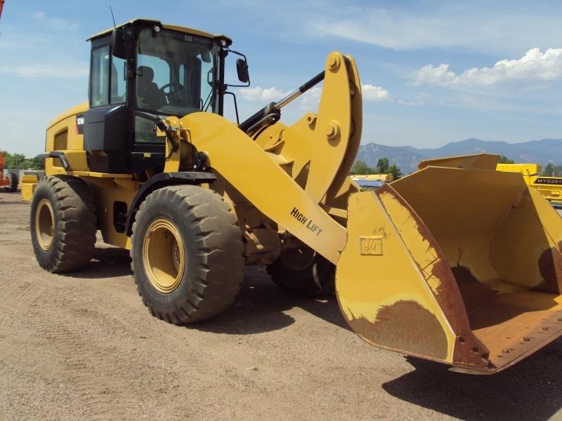 2014 Caterpillar 924K, 9478 Hr,Air/Heat, Ride Control Pala Cargadora de ruedas a la venta