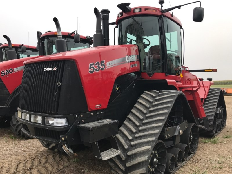 2010 Case IH 535 QUAD Tractor For Sale