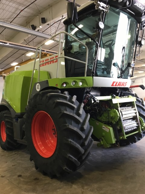 2015 Claas 960 Forage Harvester-Self Propelled For Sale