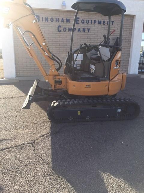 2016 Case CX36B Excavator-Track